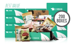200 Box office, event, and organizational bulk snack option