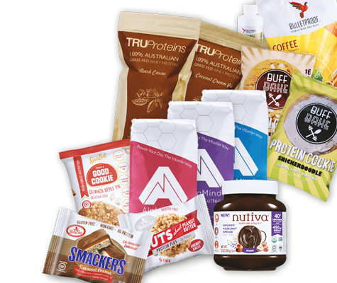FitSnack Subscription Box Unbo...