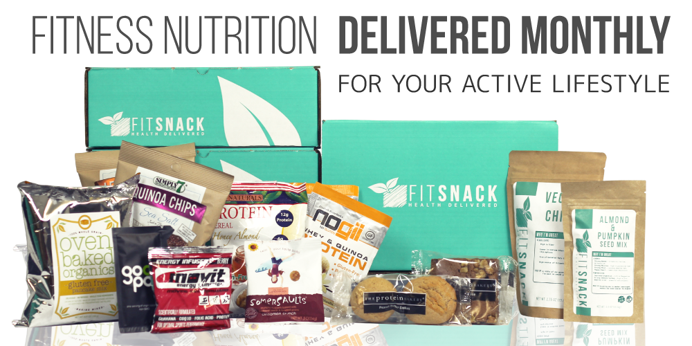 Fit snack fit box spread